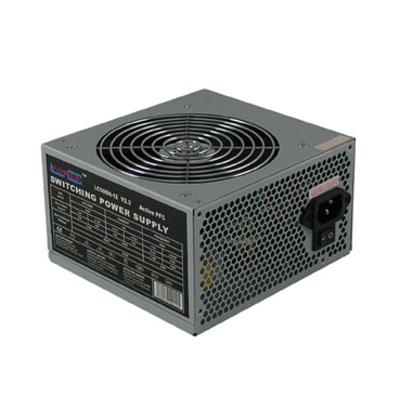LC-Power LC500H-12 Power supply unit - Grijs