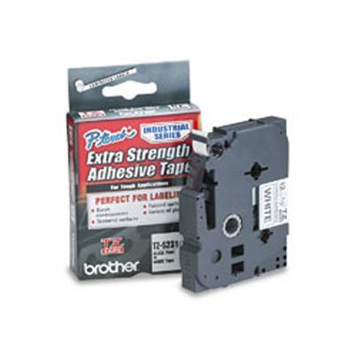 Brother TZ-S231 labelprinter tape