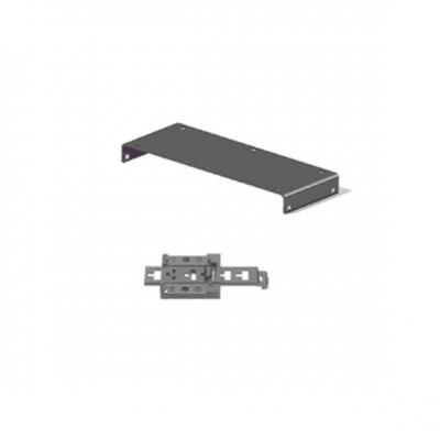 Black Box ServSwitch CATx DVI/HDMI + USB Extender DIN Rail Mount Kit Montagekit - Zwart