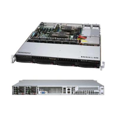Supermicro SuperChassis 813MF2TQC-R804CB Server barebone