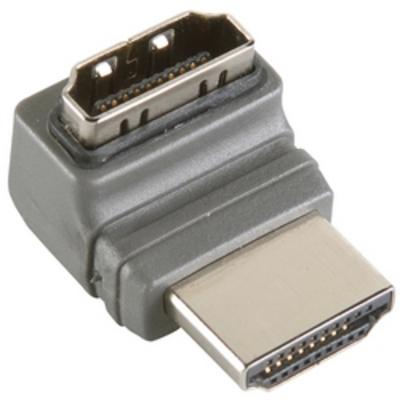 Bandridge BVP133 Kabel adapter - Grijs