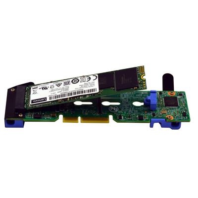 Lenovo 7Y37A01093 Interfaceadapter - Zwart, Blauw, Groen