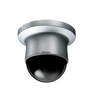 Panasonic Indoor Dome Covers, Smoke Beveiligingscamera bevestiging & behuizing - Zilver