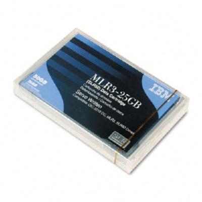 IBM SLR-50/MLR-3 25/50GB Data Tape Cartridge Tape array
