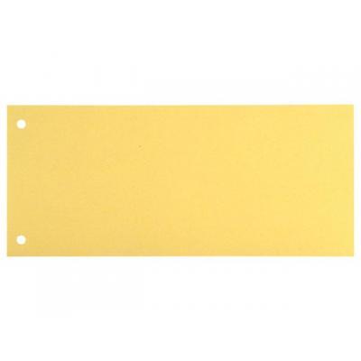 Staples schutkaart: Scheidingsstrook SPLS 105x240 geel/pk100