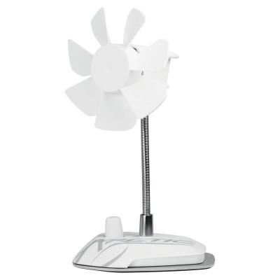 Arctic ventilator: 800 - 1800 RPM, 92 mm, USB, 1.8 m - Wit