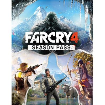 Ubisoft : Far Cry 4 – Season Pass