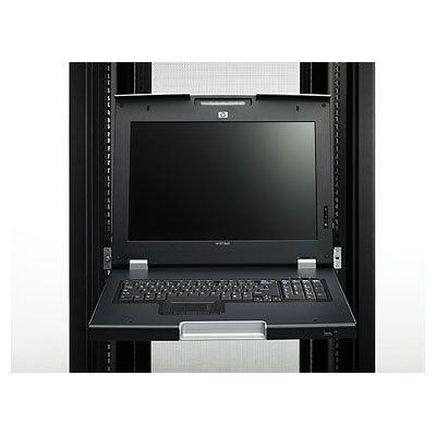 Hewlett Packard Enterprise TFT7600 Rackmount Keyboard 17in BE Monitor