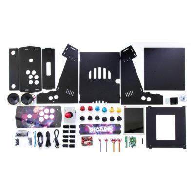 Pimoroni : Arcade cabinet for Raspberry Pi - Multi kleuren