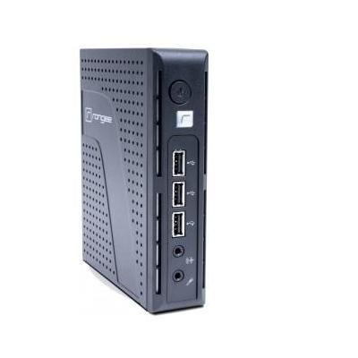 Rangee thin client: X-C800R-IOT - Zwart