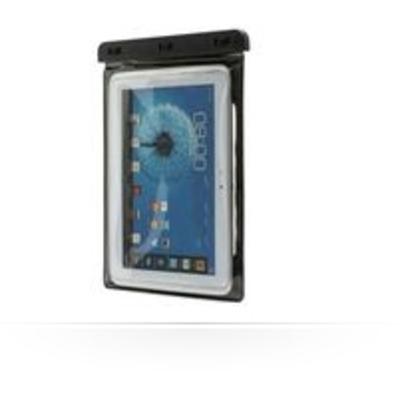 MicroMobile Waterproof Case Universal, Tablet, Black Tablet case