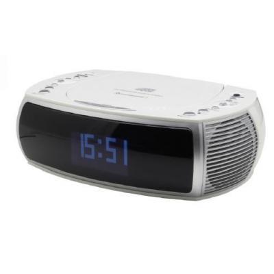 Soundmaster CD-radio: URD470 - Wit