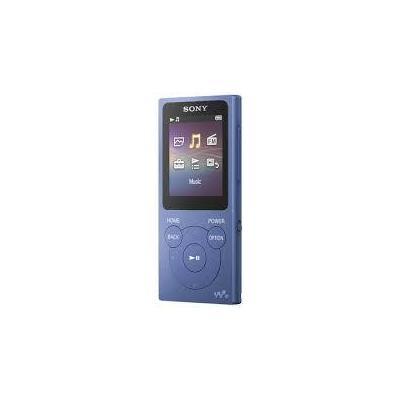 Sony MP3 speler: Walkman NW-E394L - Blauw