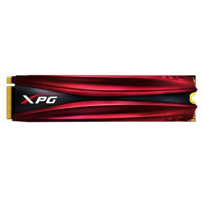 Adata SSD: XPG GAMMIX S10 - Zwart, Rood