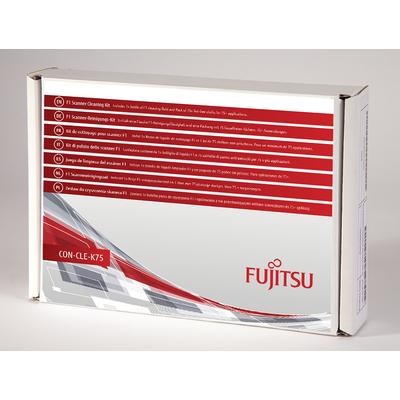 Fujitsu Scannerreinigingssets voor productie van kleine/middelgrote volumes Reinigingskit - Multi kleuren