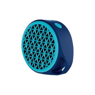Logitech draagbare luidspreker: X50 - Blauw, Turkoois