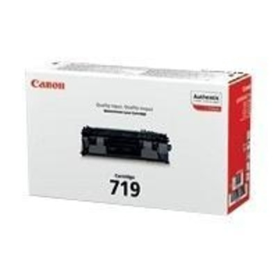 Canon CRG 719 BK Toner - Zwart