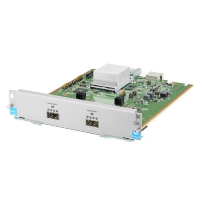 Hewlett Packard Enterprise HP 2-port 40GbE QSFP+ v3 zl2 Module Netwerk switch module