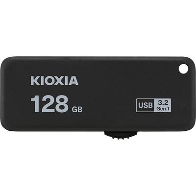 Kioxia TransMemory U365 USB flash drive - Zwart