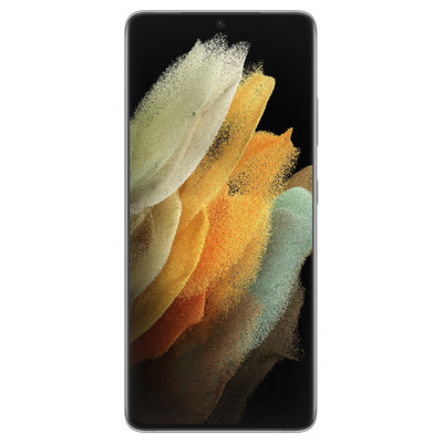 Samsung Galaxy S21 Ultra 5G 128GB Phantom Silver Smartphone - Zilver