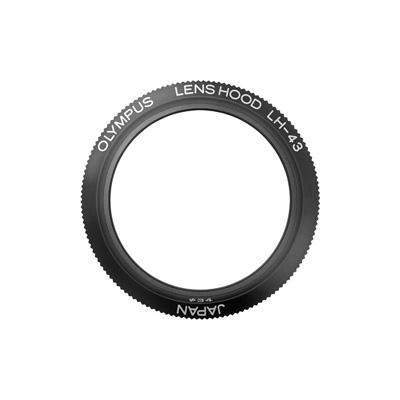 Olympus lenskap: LH-43 - Zwart