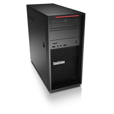 Lenovo ThinkStation P310 Tower i5 4GB RAM 1TB HDD Pc - Zwart