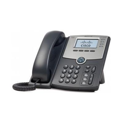 Cisco IP telefoon: SPA504G - Zwart