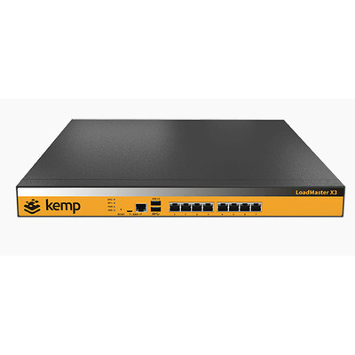KEMP Technologies LoadMaster LM-X3 hardware appliance Switch