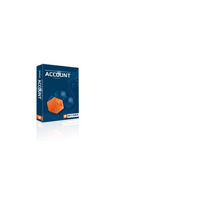 Davilex boekhoudpakket: Account 2012 - Windows - Instant ESD (Direct Download) - Nederlands