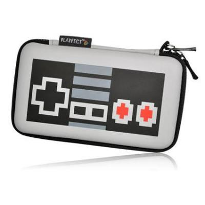 Playfect portable game console case: Mega Carry Case for 3DS, DSi and DS Lite - Retro Gaming - Multi kleuren