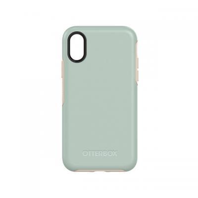 OtterBox Symmetry Mobile phone case - Groen,Wit