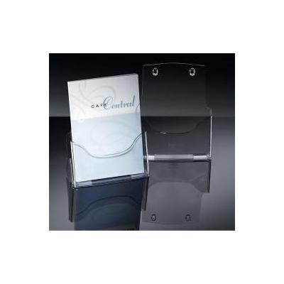 Sigel ordner: FOLDERHOUDER SIG A4 STND  - Transparant