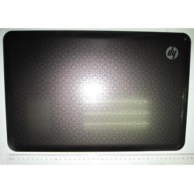 HP SPS-LCD Back Cover IMR BLC montagekit - Zwart