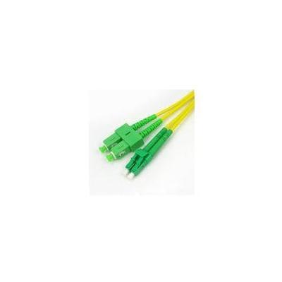 Microconnect 3m LC/APC-SC/APC Singlemode LSZH Fiber optic kabel