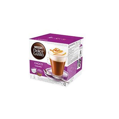 Nescafé koffie: Chococino Caramel