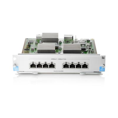 Hewlett Packard Enterprise 8-port 10GBASE-T v2 zl Netwerk switch module