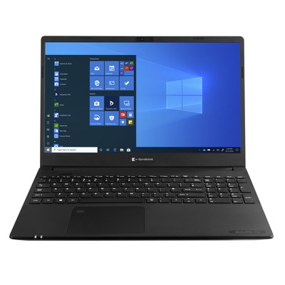 "Dynabook Satellite Pro L50-G-15Q 15,6"" i3 8GB RAM 512GB SSD Laptop - Zwart"