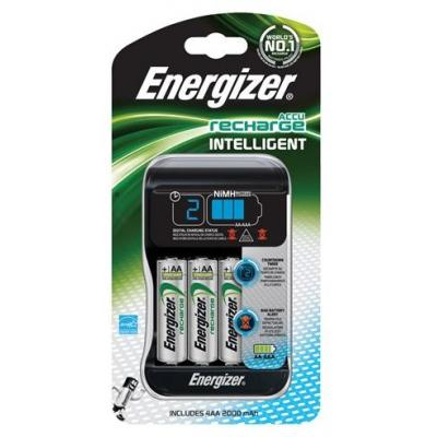 Energizer oplader: 4x AA, NIMH