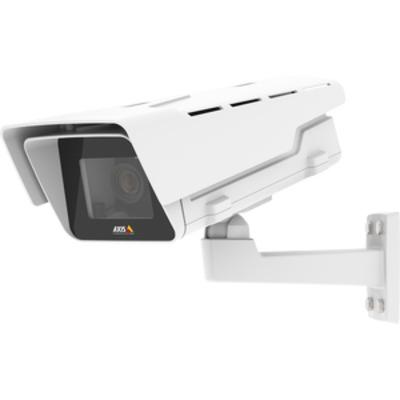 Axis P1367-E Beveiligingscamera - Wit