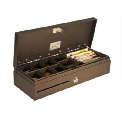 APG Cash Drawer MF437A-BL460 - Zwart