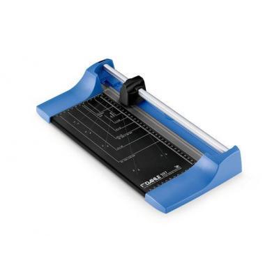 Dahle 507 Snijmachine - Zwart, Blauw