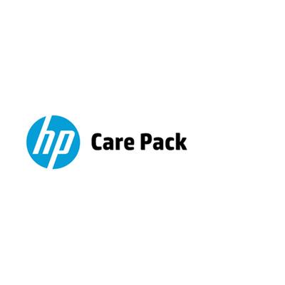 Hewlett Packard Enterprise U2AF7E IT support services