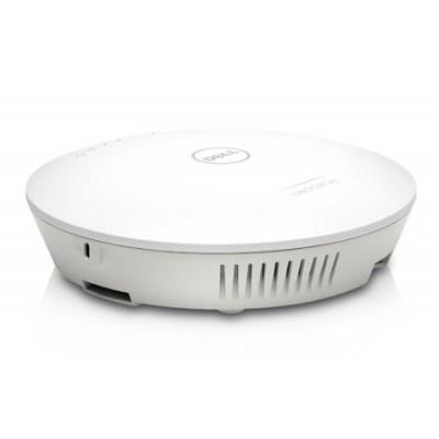 Dell access point: SonicWALL SonicPoint ACi + PoE Injector + 1Y Dynamic Support 24x7 - Wit
