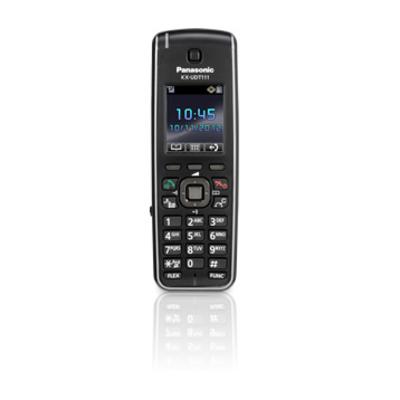 Panasonic KX-UDT111 Dect telefoon - Zwart