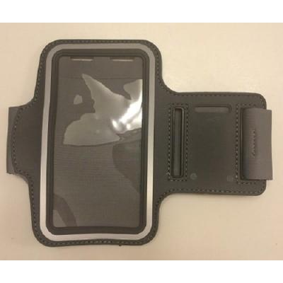 2moso mobile phone case: Armband Grey - Grijs