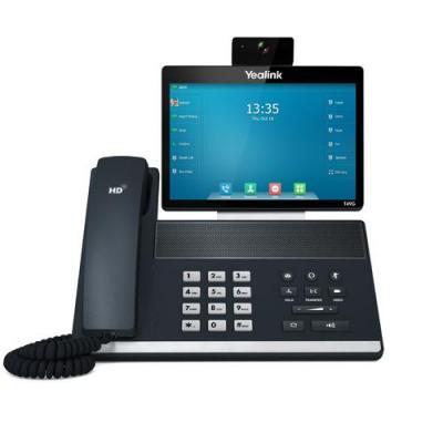 """Yealink ip telefoon: 20.32 cm (8 """") 1280 x 800 pixel, Full-HD video call, 2 MP HD camera, Bluetooth 4.0+, Wi-Fi, HDMI, ....."""