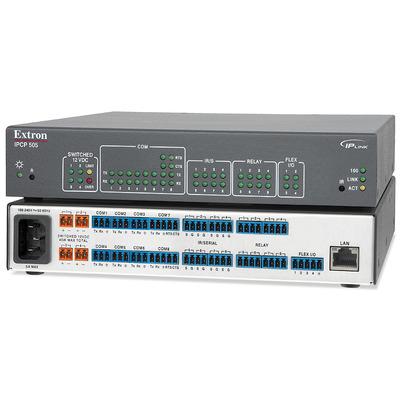 Extron IPCP 505 - Zwart, Grijs