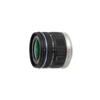 Olympus camera lens: M.ZUIKO DIGITAL ED 9-18mm 1:4.0-5.6 - Zwart