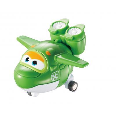 Alpha animation & toys toy vehicle: Super Wings Speelfiguren Transform-A-Bots! Mira - Groen, Wit