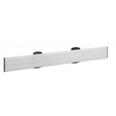 Vogel's flat panel plafond steun: PFB 3411 Interface plaat, 1175 mm - Zilver